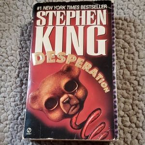 Desperation by Stephen King